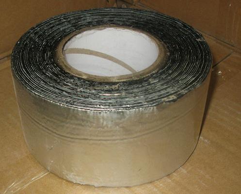 浙江1.1mm厚铝箔防水胶带
