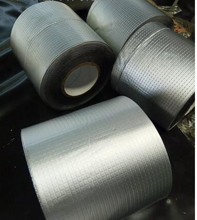 1.3mm厚铝箔防腐胶带