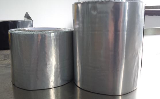 山东1.1mm厚铝箔防腐胶带