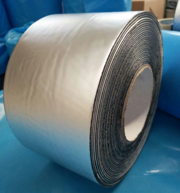 1.2mm厚铝箔防腐胶带